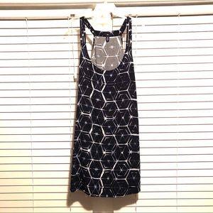 GAP Geometric Print Dress